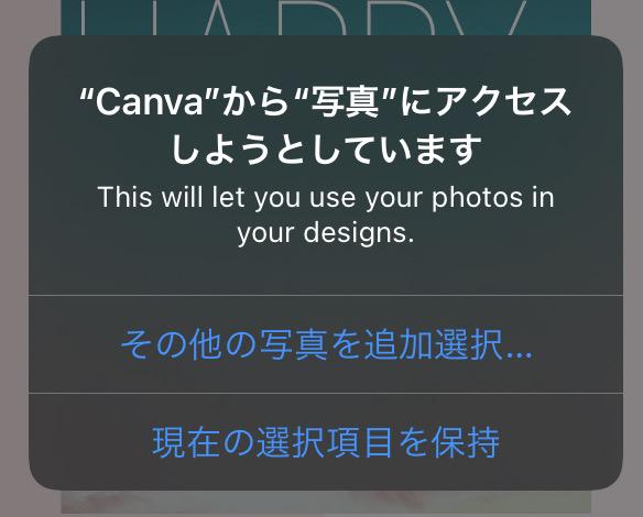 canva編集画面3