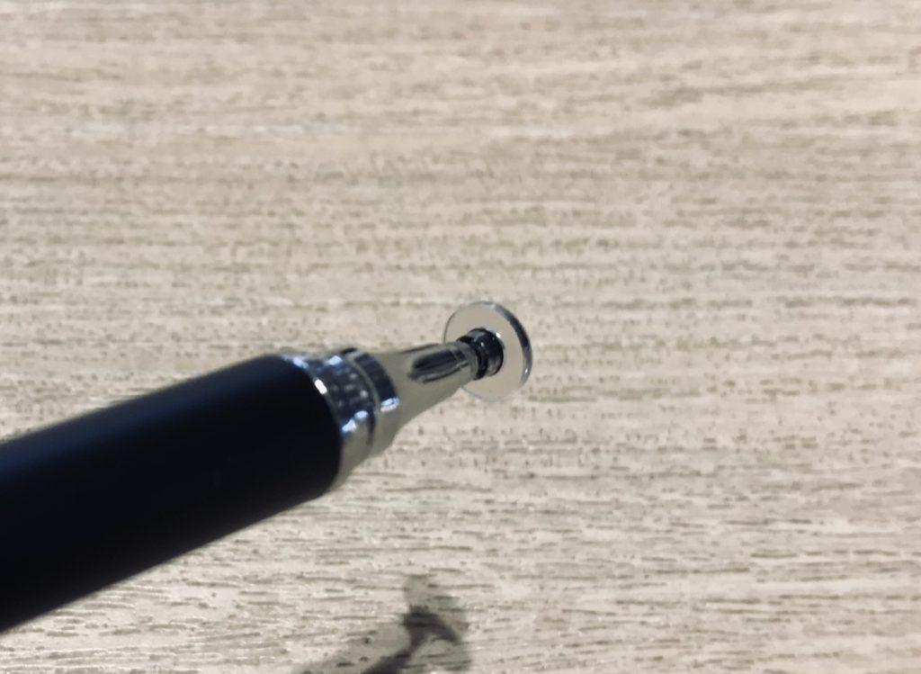 100均タッチペン先_ダイソー